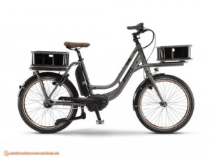 Citybike Lastenrad